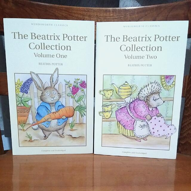 The Beatrix Potter Collection Vol. 1 & 2