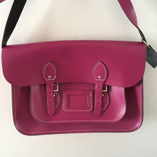 The Leather Satchel Co Handbag