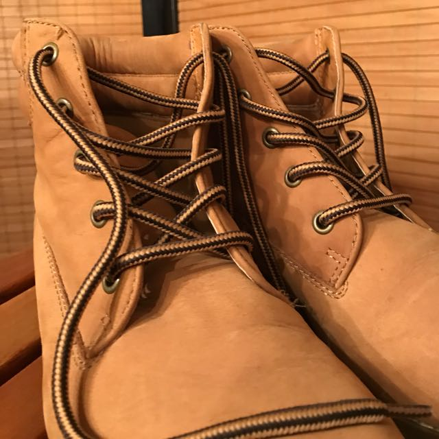 Timberland Look Boots