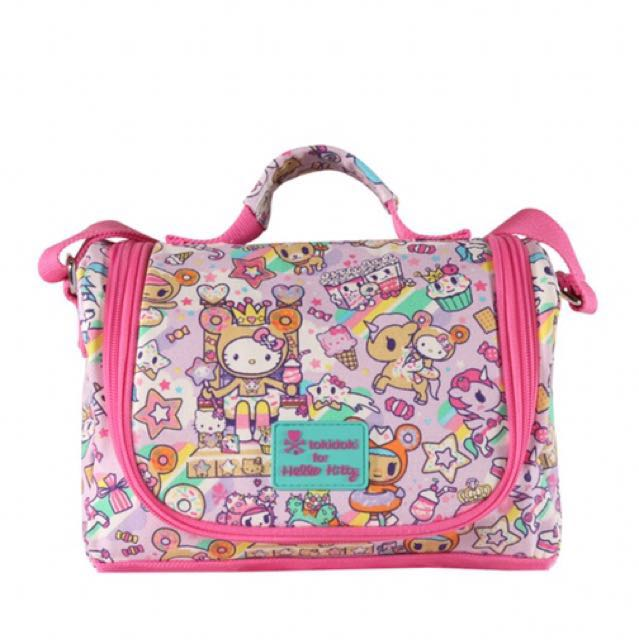 96cf2c342 Tokidoki X Hello Kitty Sweets Lunch Bag, Women's Fashion, Bags & Wallets on  Carousell