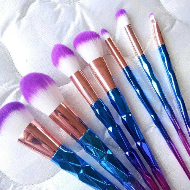 Unicorn Make up brush