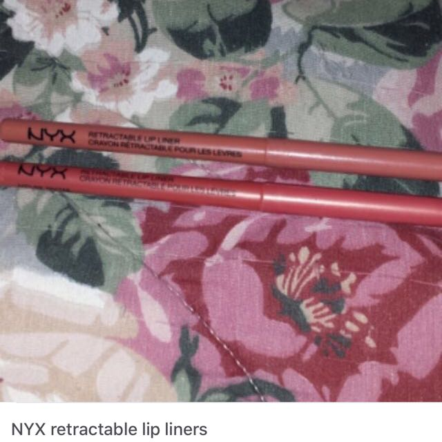 VARIETY OF LIP LINERS