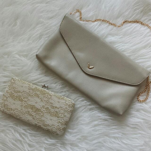 Wallet & Clutch