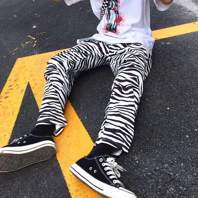 斑馬zebra長褲啦