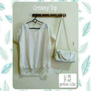Creamy Top