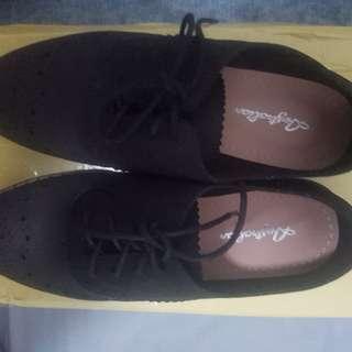Auztralian Black Shoes