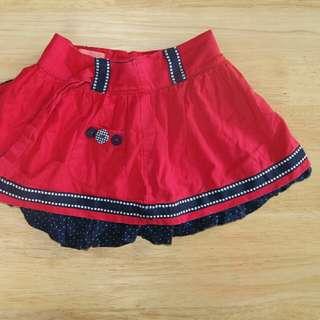 Used 1-2 yo skirt