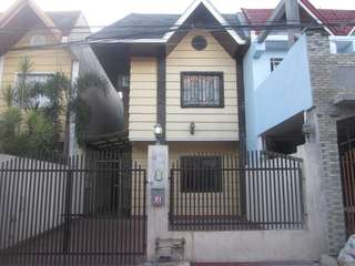SEMI-FURNISHED HOUSE AND LOT FOR SALE