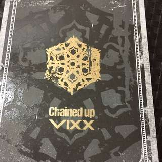 Vixx chained up 欠小卡