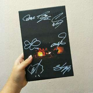 [AUTHENTIC/LIMITED] SIGNATURED YOUNG FOREVER Album