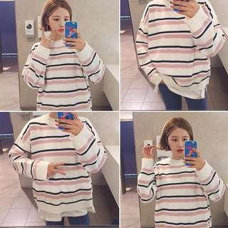Stripy Knit/Sweater
