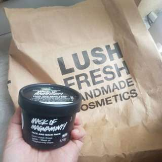 Lush - Mask of Magnaminty