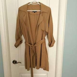 gilbert Oversized coat