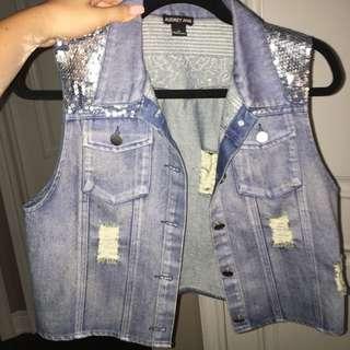 Audrey Ann Vest Size M