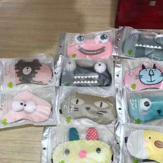 可愛造型眼罩
