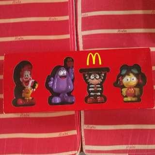 McDonald's Bobblehead Collectible