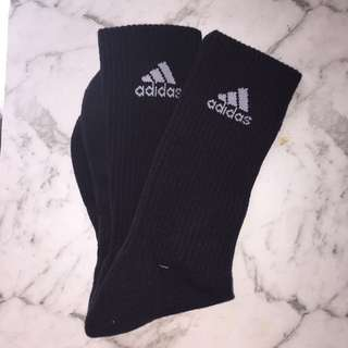 AUTHENTIC ADIDAS SOCKS