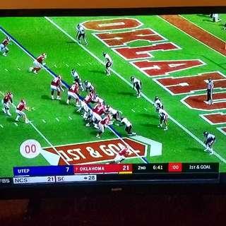 2016 Sanyo 50 Inch Led Flat Screen TV