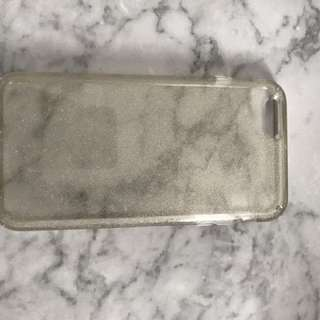 Clear sparkle outer case - iPhone 6plus