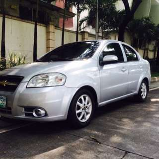 Chevrolet Aveo 2007 A/T (Top of the line)