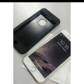 Iphone 6 (16gig) FU No issue SALE OR SWAP! Swapping price: 12k