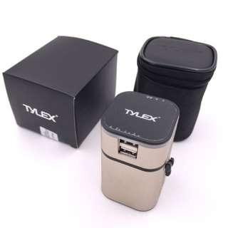 Tylex Travel Adaptor