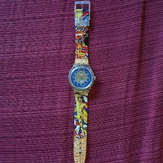Swatch Automatic Olympic Collection