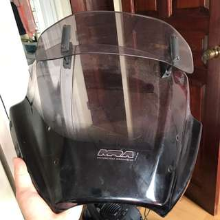 MRA Motorcycle Touring Windshield