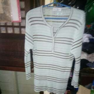 Semi Knitted Blouse