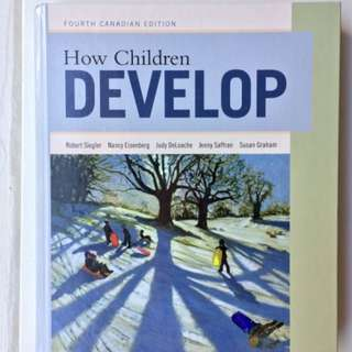 How Children Develop 4th Edition Textbook