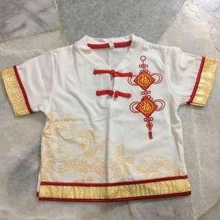 CNY costume 1yr