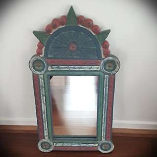 Tuscan Style Mirror
