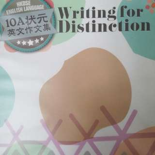Writing For Distinction