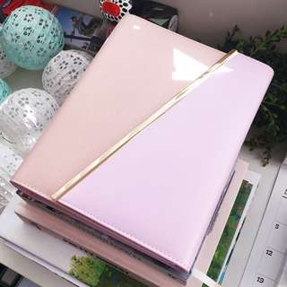 💜  The Happiness Planner: The Peony Planner, Pink & Cream (Undated)