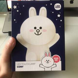 Cony LED touch lamp