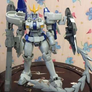 Gundam 01 - Fully Built