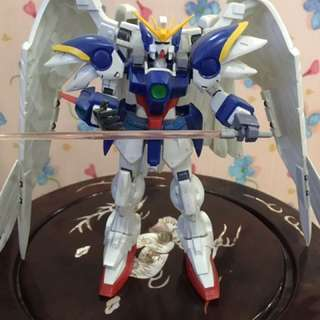 Gundam Wing (Mini) - Fully Built