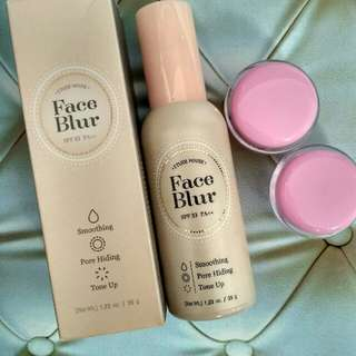 (share in Jar) Etude House Face Blur SPF33 PA++