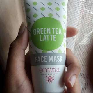 Emina Face Mask Green Tea