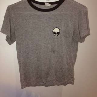 Brandy Melville Alien T-shirt