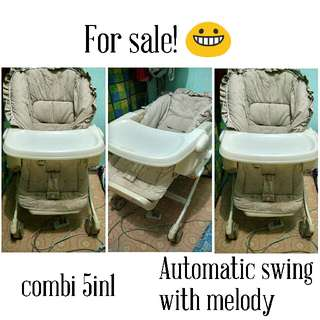 Automatic Baby Bed