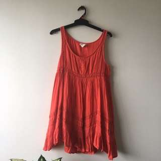 Billabong Dress Size M