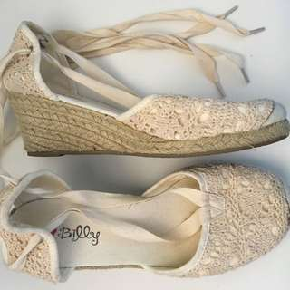 I love billy espadrilles