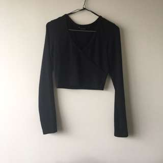 Glassons Crop Top Size S