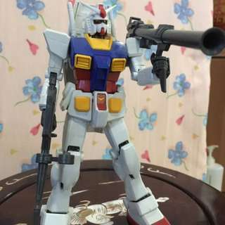 Gundam - Fully Built
