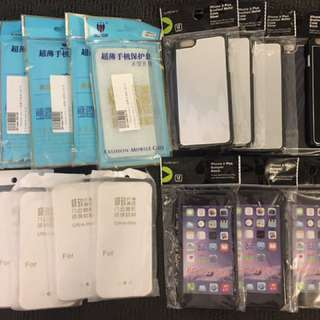 Bulk cases and bumpers to suit iPhone 6 Plus