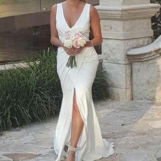 Size 8!Bridesmaid (or Wedding) Dress