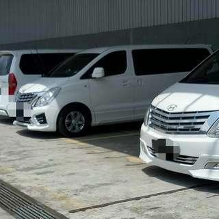 Mpv Hyundai Starex /Transport /Chauffeur/Tour