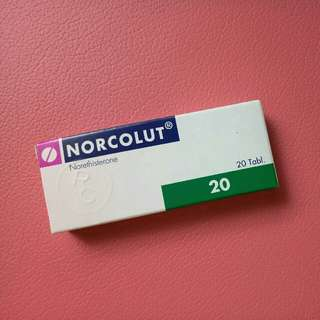 Norethisterone Tablet 5mg [ 20 Tabl.]