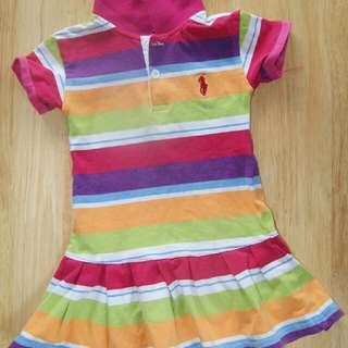 Used Kid Cotton Dress
